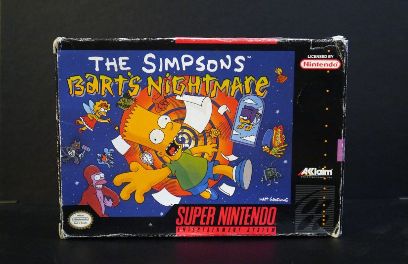 Photo of The Simpsons: Bart's Nightmare