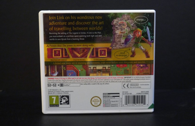Photo of The Legend Of Zelda: A Link Between Worlds