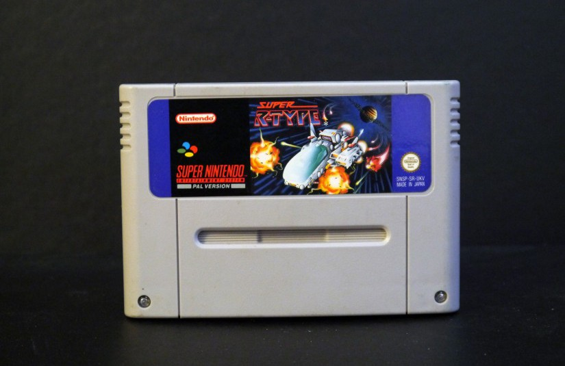 Photo of Super R-Type
